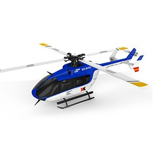 Brushless 3D6G System RC Helicopter