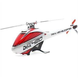 Devil 420 FAST FBL KIT Helicopter