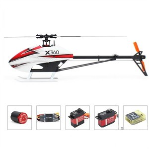 Flying RC Helicopter Super Combo