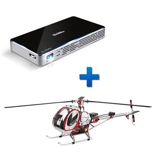 FLYPRO 300C Flybarless GPS RC Helicopter