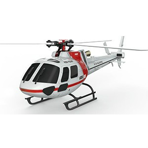Brushless System RC Helicopter