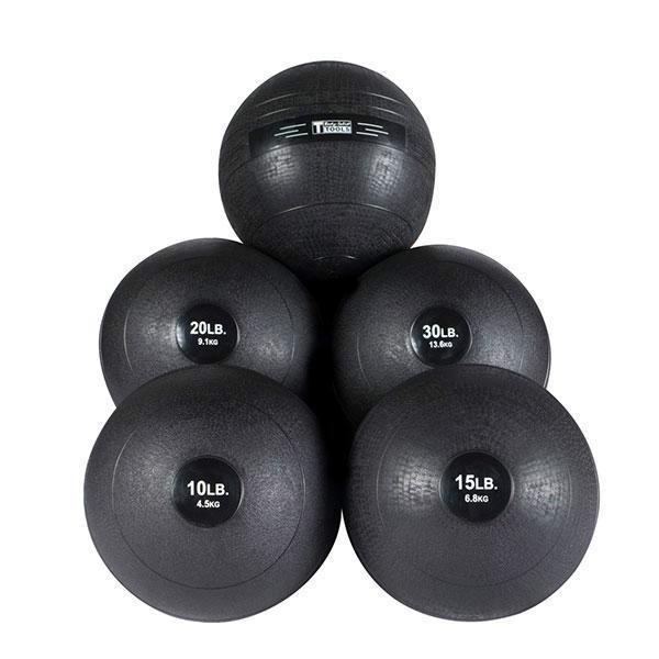 Body-Solid Tools Dead Weight Slam Balls 10lb., 15lb., 20lb., 25lb. and 30lb.