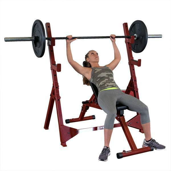Best Fitness Press Rack