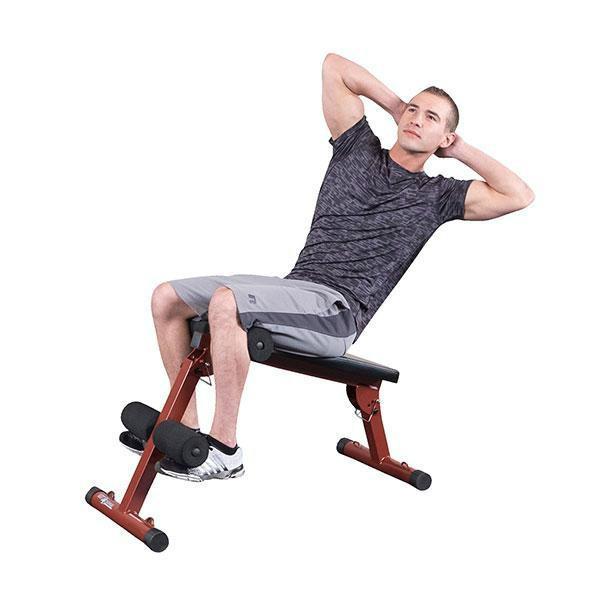 Best Fitness Folding Ab Board
