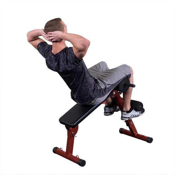 Best Fitness Hyper Ab Board