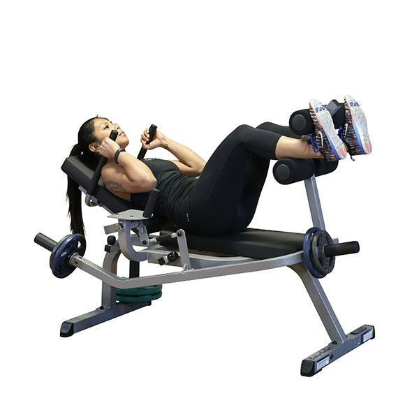 Body-Solid Horizontal Ab Bench