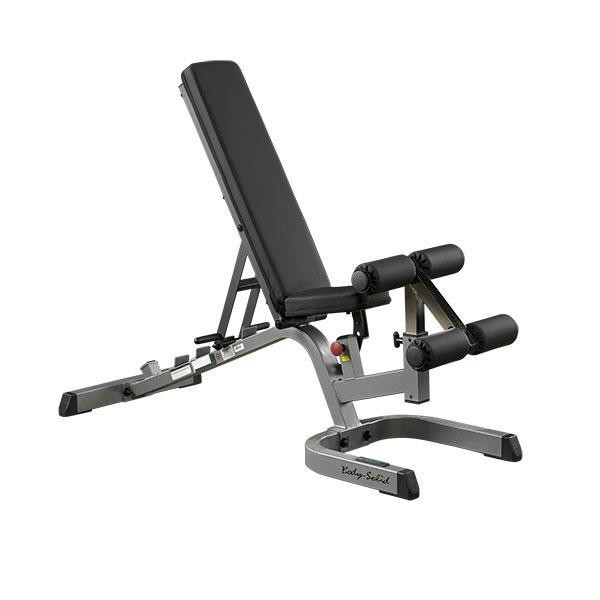Heavy Duty Flat-Incline-Decline Bench