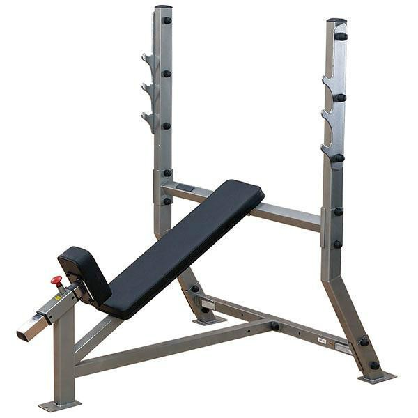 Pro ClubLine Incline Bench