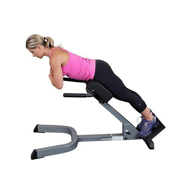 Body-Solid Back Hyperextension