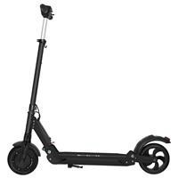 Folding Electric Scooter 350W Motor LCD Display Screen 3 Speed Modes Max 30km/h