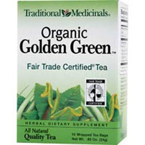 Golden Green Tea - 16 Bags