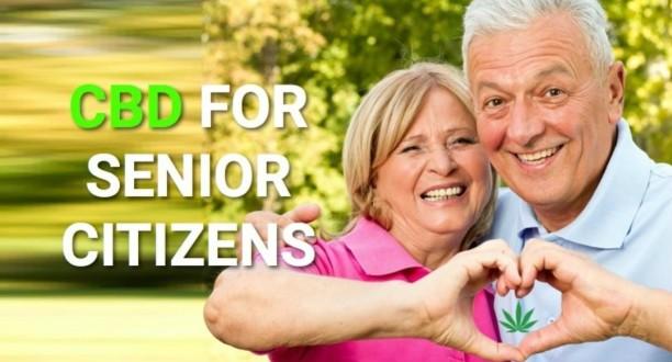 Health Benefits of CBD for Senior Citizens