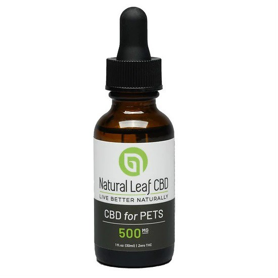 At Natural Leaf CBD we promote ZERO THC products for your pets. Most other brands contain up to .3% THC in their CBD products.