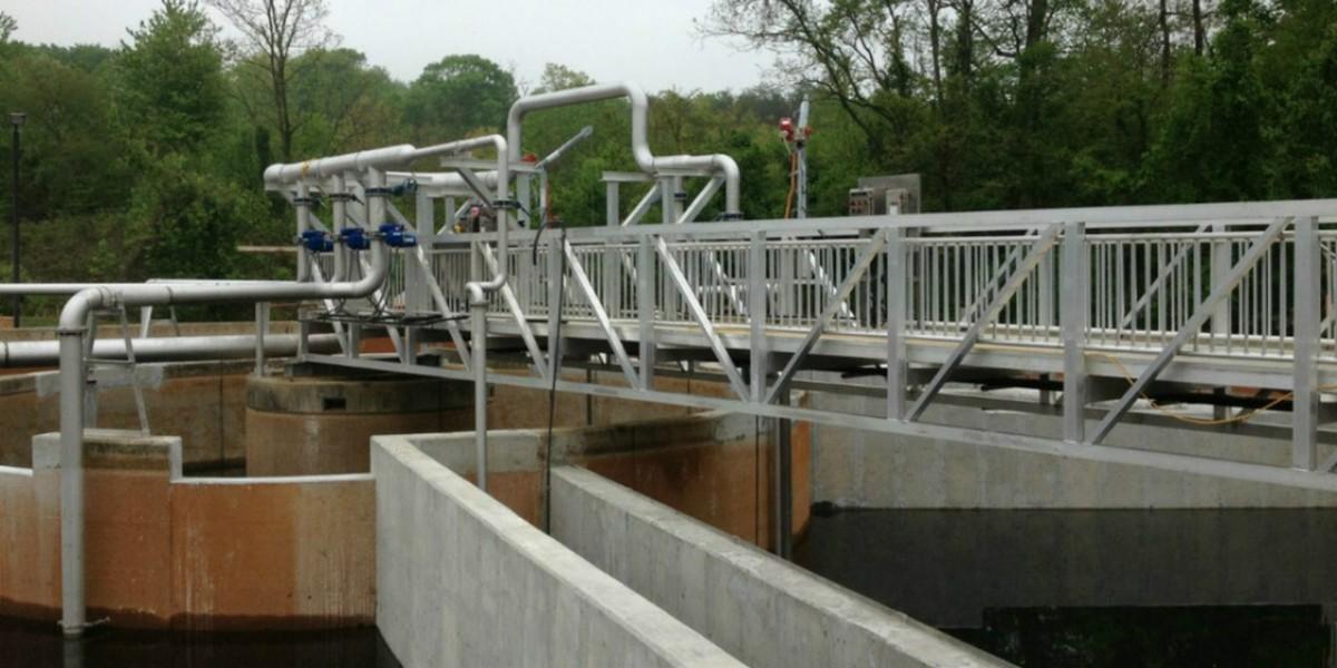 Liberty Bridges: Utility and Pipe Pedestrian Bridges