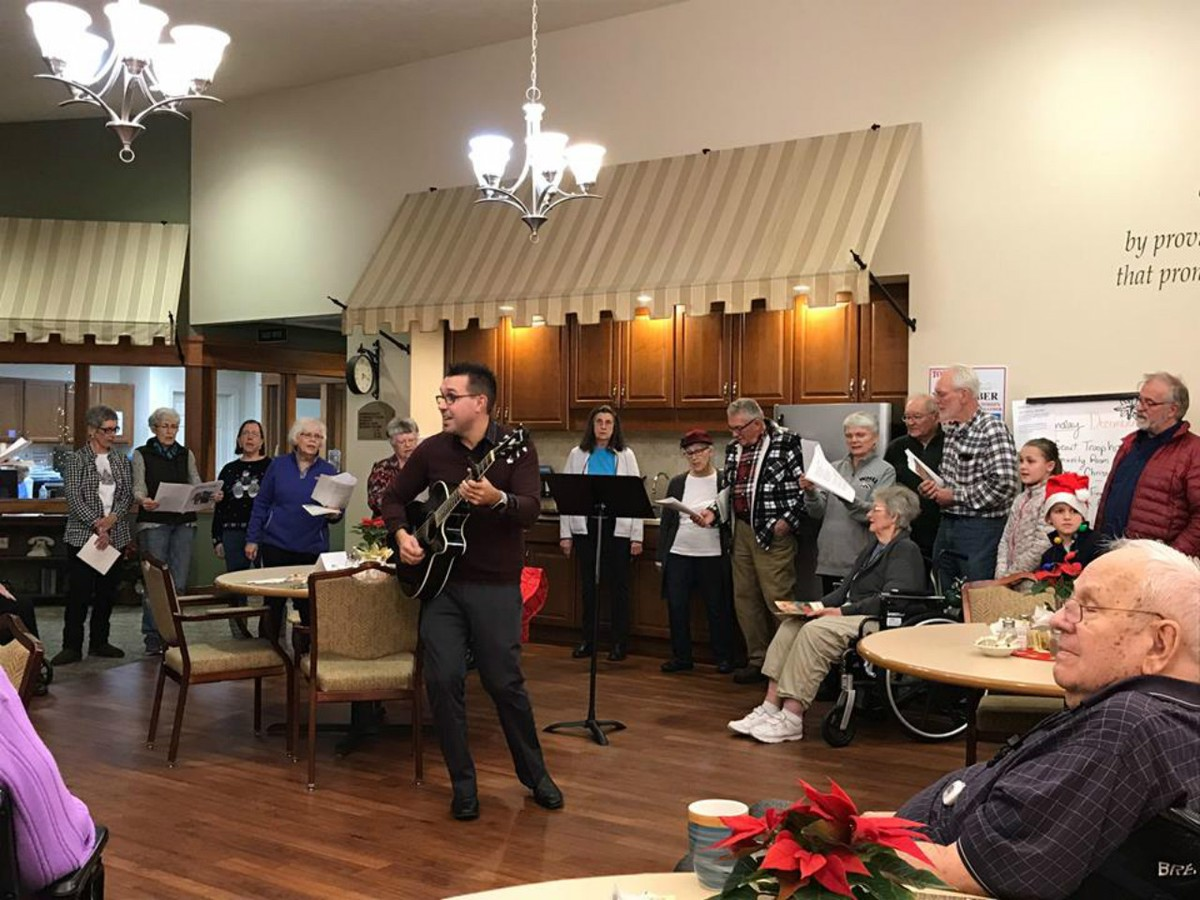@ Maple Lake Assisted Living