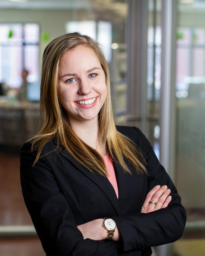 2019 Scholarship Winner-Sarah Braza-Kappa Delta