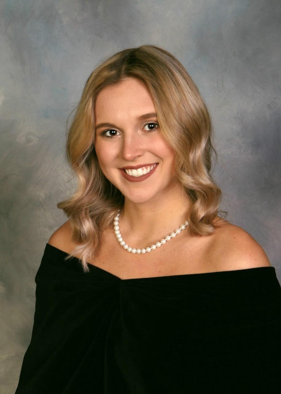 2020 Scholarship Winnwer- Erin Confortini - Delta Phi Epsilon