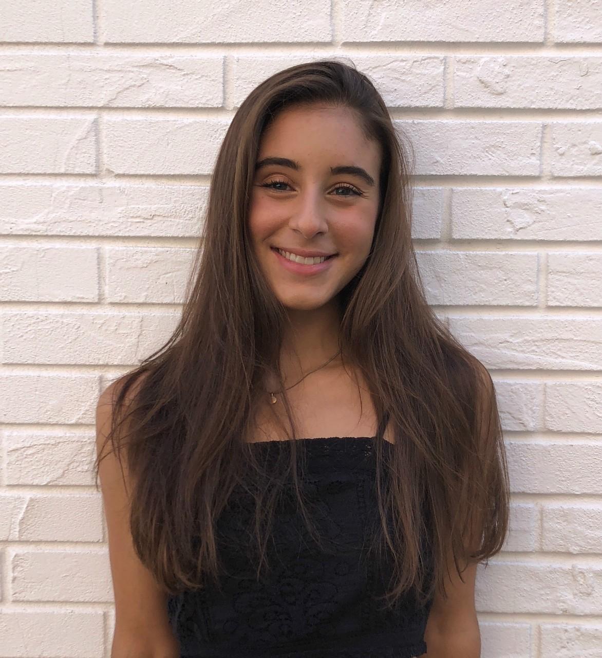 2020 Scholarship Winner - Alexia (Lexi) Richie - Sigma Sigma Sigma